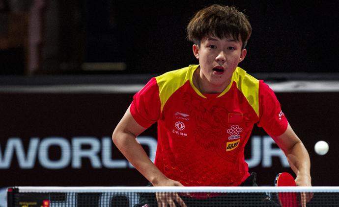 乒協:國家隊運動員王楚欽賽中故意扔掉球拍,停賽三個月