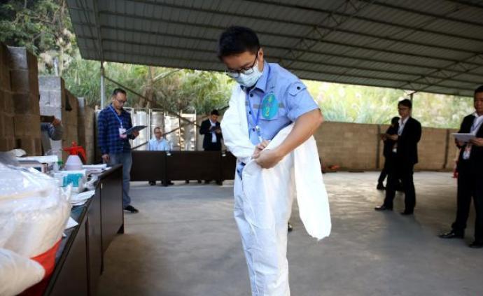 广西举行首届殡葬行业职业技能竞赛,90名选手?#31283;?>                 <span class=