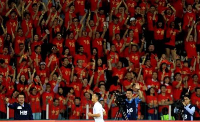 新華體育時評:一聲長嘆之后,中國足球須臥薪嘗膽
