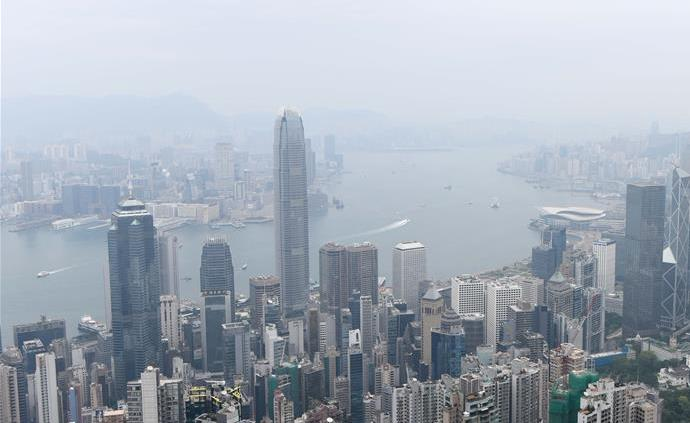 新華時評:香港的大學校園不是法外之地