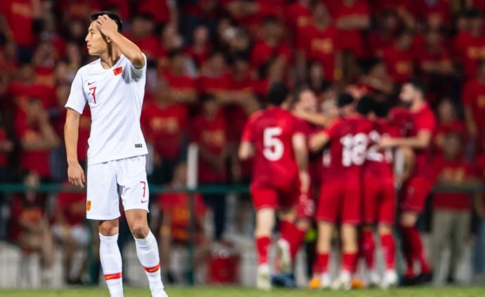 中国足协:国足失利的原因是全方位的,但依然还有出线希望