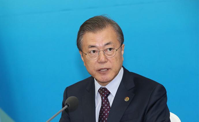 文在寅:日韓難以互換軍事情報,積極評價韓美軍演規模調整