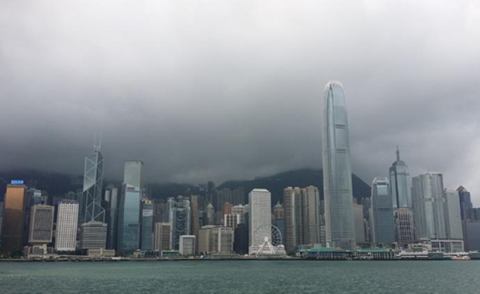 游客卻步、商場關門……香港第三季度經濟狀況急速惡化