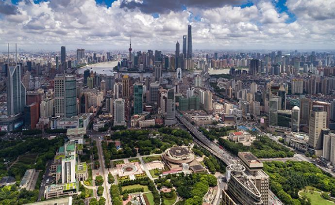 华东师大 国家治理①上海都市区空间转型与空间治理