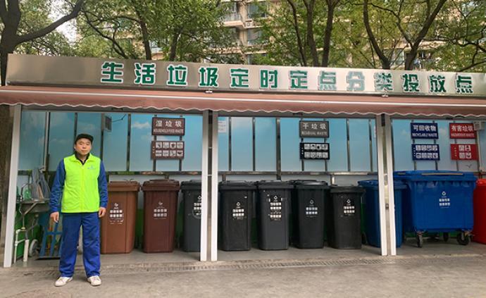 """特大型社区怎么搞垃圾分类?这个小区让居民有""""意外收获"""""""