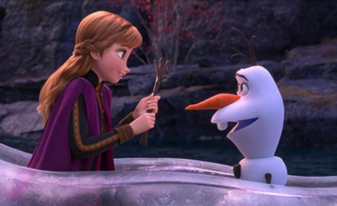 《冰雪奇缘2》:穿裤装的艾莎不再迷惘