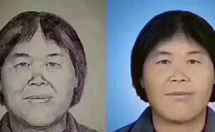 """广东警方:""""梅姨""""身份与长相暂未查实"""