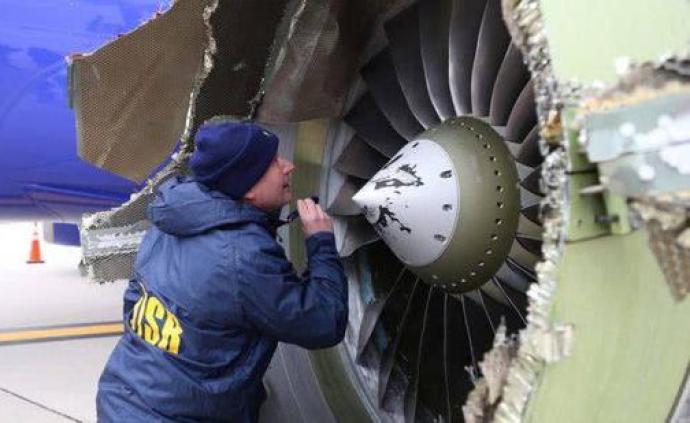 引擎缺陷致乘客死,波音將對7000架飛機進行改造