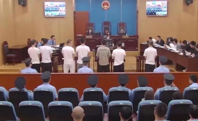 称霸水产市场,杭州萧山一涉黑团伙主犯获刑20年