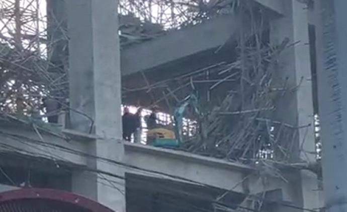 徐州水泥厂坍塌事故救援结束,失踪的一名工人已死亡