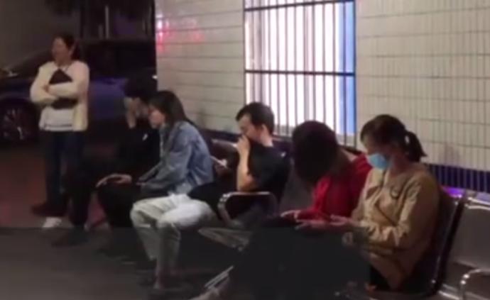 廣州白云:有群眾因刺激性氣味就醫,周邊未現泄漏,原因待查