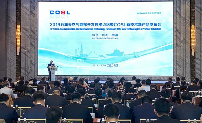 中海油服:投入中國海域作業的大型裝備數已創歷史新高