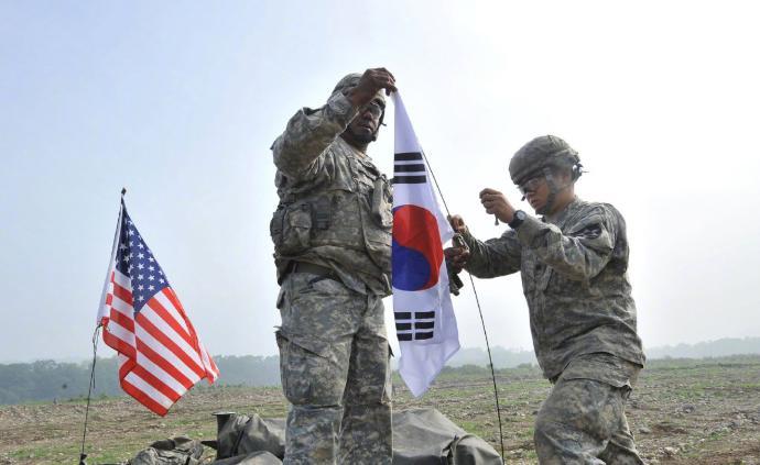 美防长宣布美韩无限期推迟联合军演,称此举并非对朝鲜让步