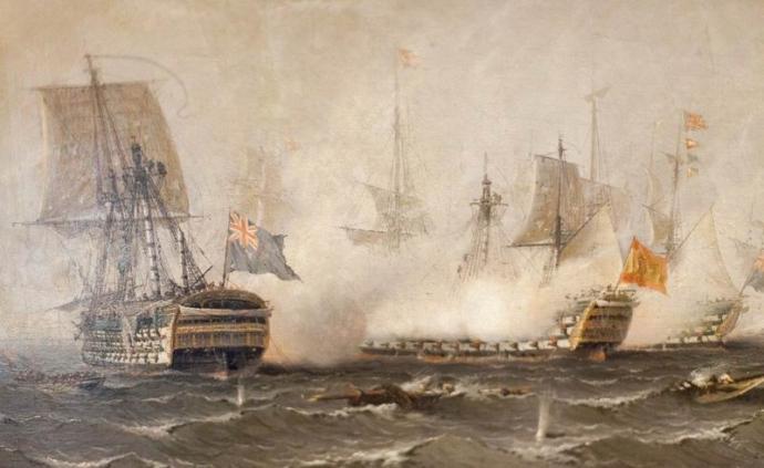 李硕|风帆、情报与海权:《特拉法加尔战役》中的海军情报战