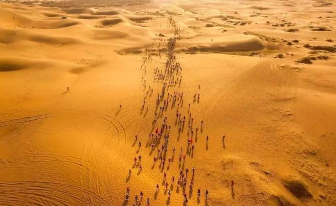 3天里沙漠越野70公里,為何亞沙賽能讓學子心馳神往