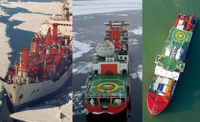 历时40年,中国的南极科考之路是这样绘成的