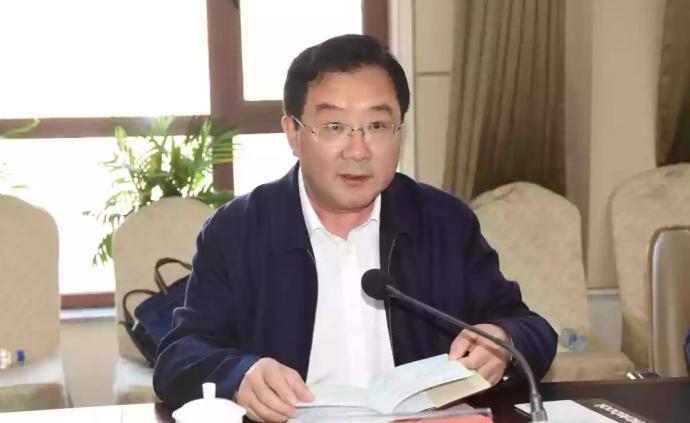 王冰任吉林白山市委書記