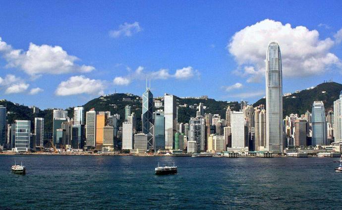 人民日報評論員:利用香港遏制中國發展是白日做夢