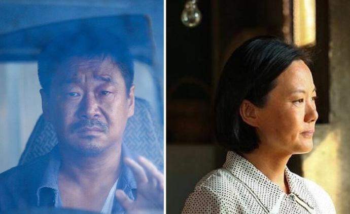 王景春、詠梅分別獲得第32屆中國電影金雞獎最佳男、女主角