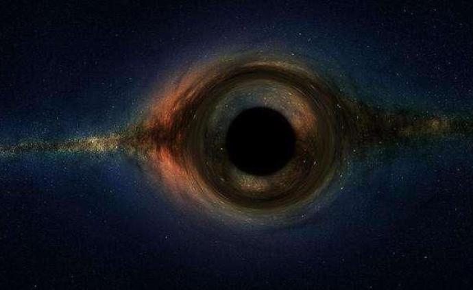 """德國天文學家:首個擁有三個超大質量黑洞的星系""""現身"""""""
