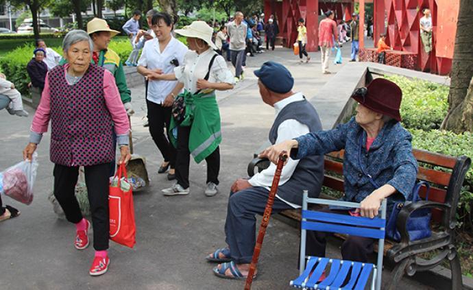 老齡治理要更多關注優化人口年齡結構