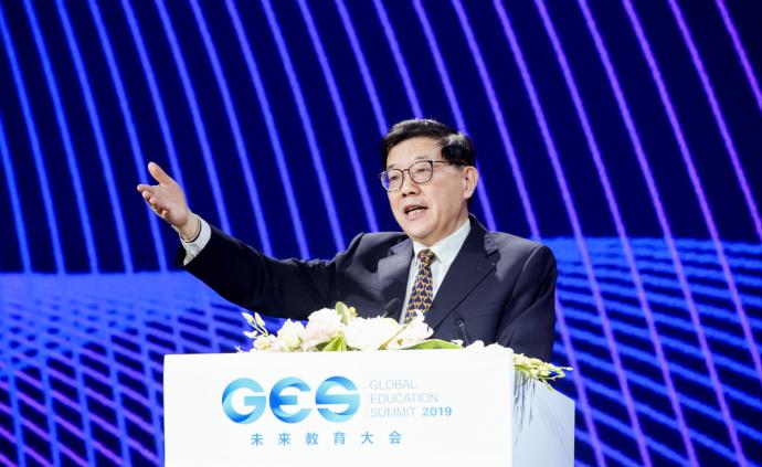 全國政協人資環委主任李偉:新經濟正對教育產生革命性影響