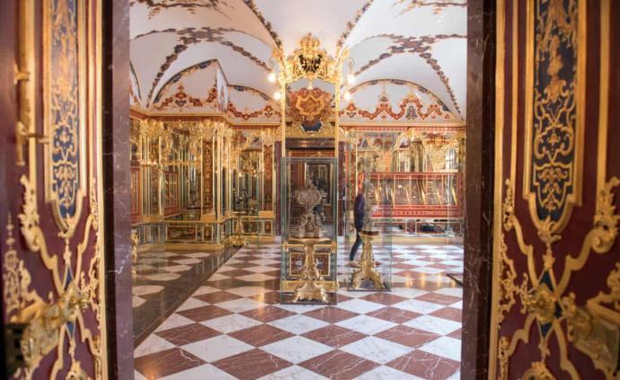 被盗数百文物价值近10亿欧元,这或是德国战后最大盗案