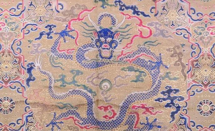 鑒賞|傳承宋代織錦的清代宋錦:織工精細,紋飾高雅