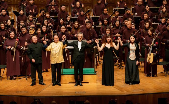"""30年后再现,《黄河》钢琴协奏曲""""共振""""香港文化中心"""