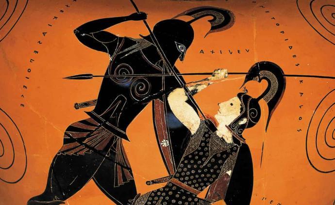 """大英博物馆""""特洛伊展"""":跨越三千年的神话与西方文艺"""