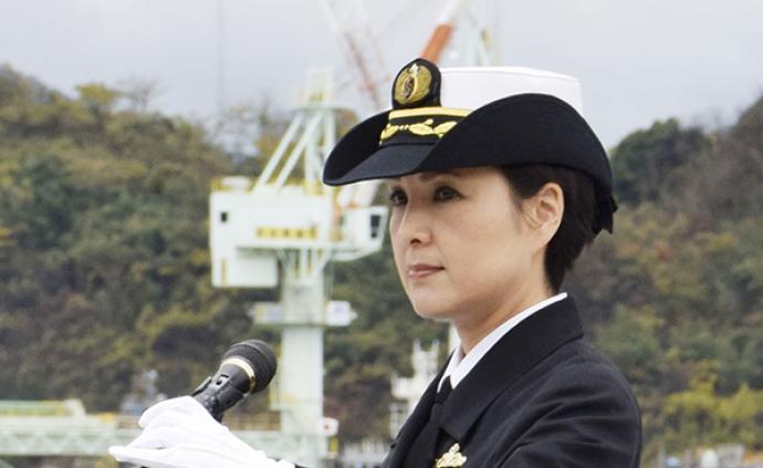 日本海上自卫队宙斯盾驱逐舰迎来首位女舰长