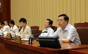 全国人大常委会第十次会议首日:审议香港政改报告
