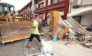 河南一民办小学开学在即遭拆迁,一年内已搬迁3次