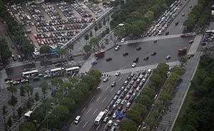 上海去年车牌拍卖收入87.9亿