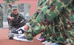 国防部回应学生军训意外:将加强军训教官培训和管理