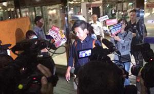 视频|台媒24小时紧跟落了空,柯震东一早出现在北京台