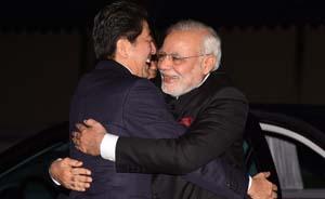 涨知识|印度总理莫迪为什么那么喜欢日本?