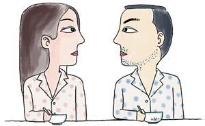 【问答】夫妻相是怎么产生的?