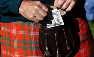 释新闻 苏格兰若独立,该用什么货币?