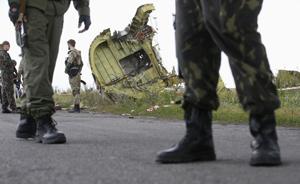 荷兰公布MH17坠毁初步报告:或因外来高能物体直接刺穿飞机