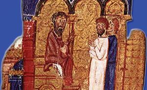"""基督徒兄弟反目成""""异端"""",中世纪东西教会大分裂"""