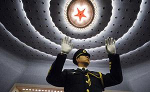 房峰辉:建设新型司令机关,做到绝对忠诚绝对纯洁绝对可靠