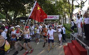 """中央回应香港 """"占中"""":充分相信并坚定支持特区政府依法处置"""