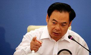 王儒林主政山西一月:15次亮相10次谈及反腐