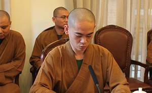 """进修戏剧音乐、赴海外留学,上海知名寺庙僧人""""入世""""深造"""