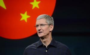 苹果CEO库克23日访华,督阵iPhone 6发售