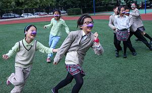 """上海遭遇重度雾霾,孩子们长出""""新鼻子"""""""