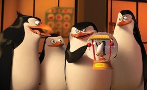 """《马达加斯加的企鹅》是部好电影,那只菜鸟能把你""""萌""""化"""
