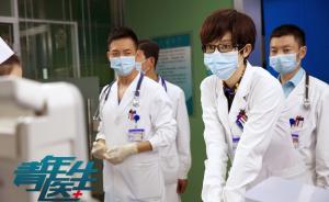 赵宝刚拍医疗剧《青年医生》,安抚医生也安抚病人?