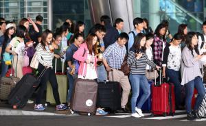 中国内地公民出境游首次破亿:亚洲为主要目的地,欧洲其次
